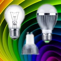Żarówki LED , energoostrzędne , halogeny , taśmy LED , świetlówki